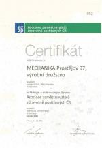 Asociace zaměstnavatelů zdravotně postižených ČR